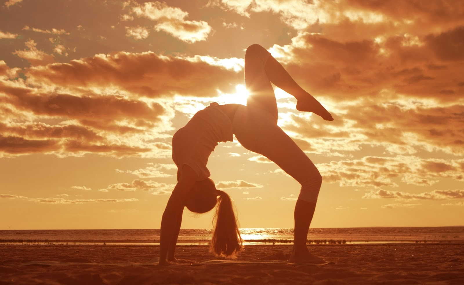 Here's Why Everyone Loves Yoga